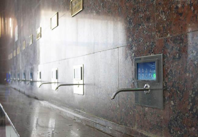 Жемчужина Прикарпатья Трускавец Фото - бювет