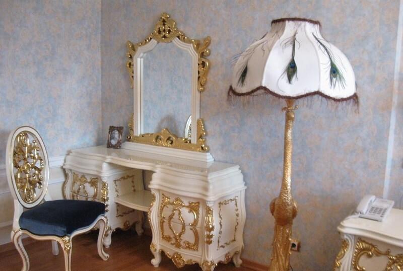 Женева Royal Grand Номер - PRESIDENTAL SUITE - Зеркало.