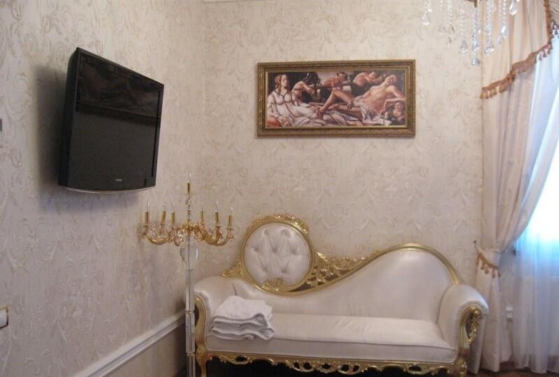 Женева Royal Grand Номер - PRESIDENTAL SUITE - Мебель.