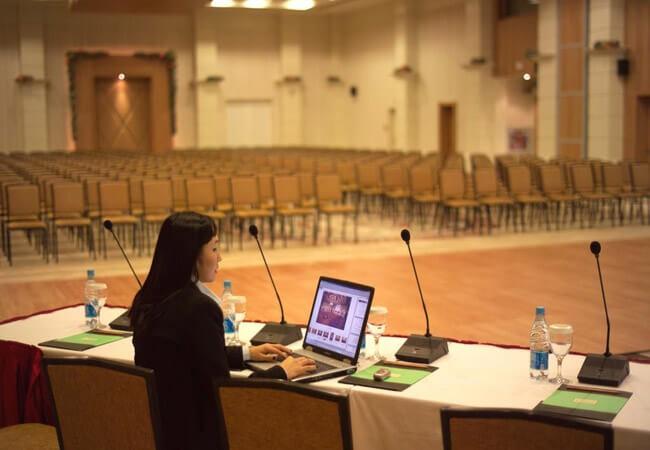 Риксос Прикарпатье Трускавец Фото - Зал для конференций.