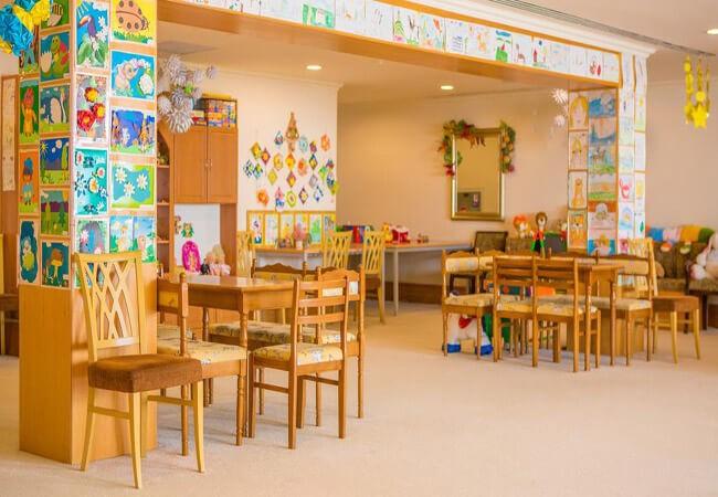 Риксос Карпаты - детская комната.