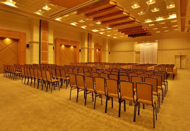 Риксос Прикарпатье Трускавец Фото - Конференц зал.