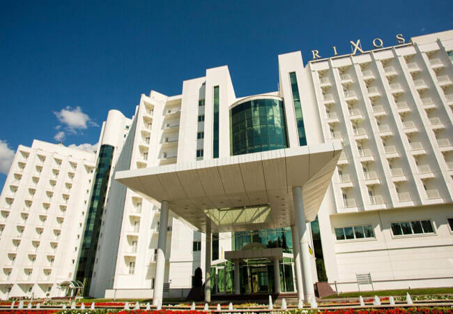 Риксос Прикарпатье Трускавец Фото - Отель.