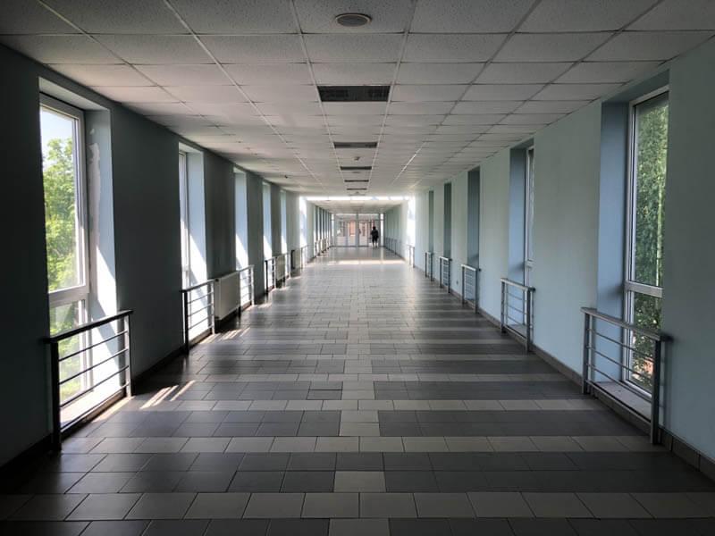 Санаторий Алмаз Трускавец Фото - Переход.