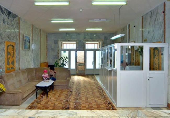 Санаторий Арника Трускавец Фото - Reception