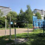 Санаторий Кристалл Трускавец Фото - Спортивная площадка.