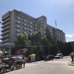 Санаторий Весна Трускавец Фото - здание.