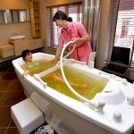 Санаторий Виктор Трускавец Фото - Лечебные ванны.