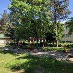 Санаторий Южный Трускавец Фото - Детская Площадка.
