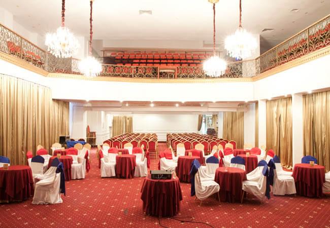 Санаторий Женева Трускавец Фото - Конференц зал.