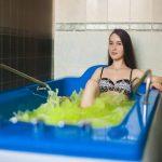 Санаторий Карпаты Трускавец Фото - лечебные ванны.