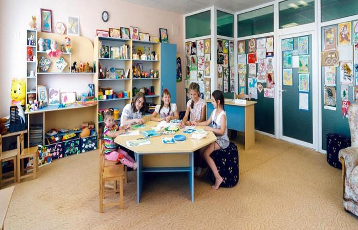 Санаторий Весна Трускавец Фото - Комната для детей.
