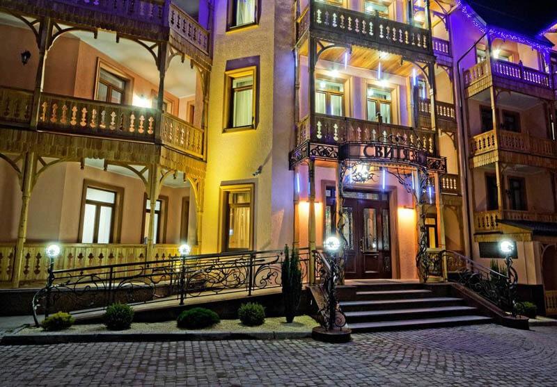 Отель Свитязь Трускавец