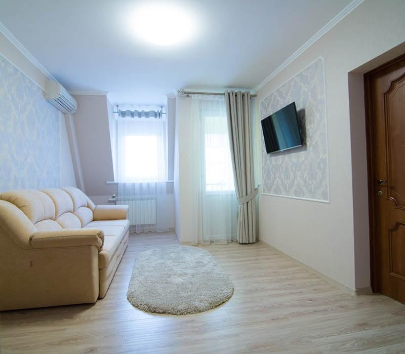 Санаторий Аркада Трускавец Номер - апартаменты - гостиная.