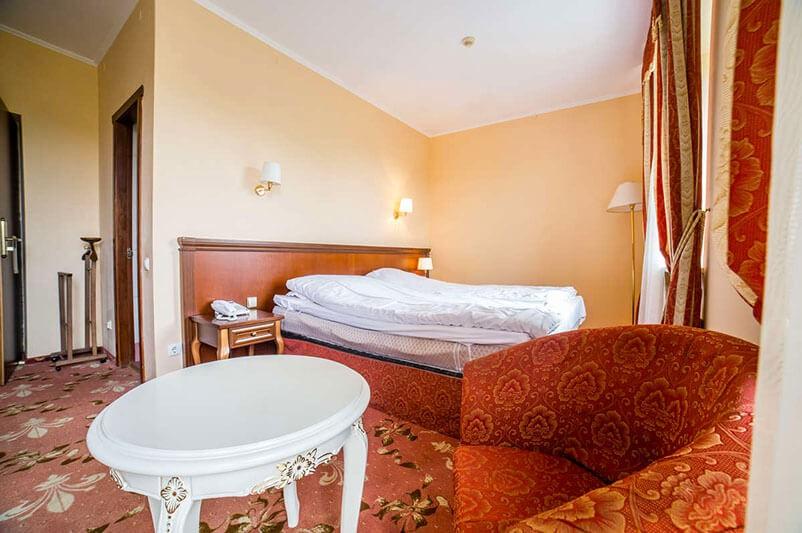 Женева Promenade Номер - DOUBLE/TWIN - Кровать.