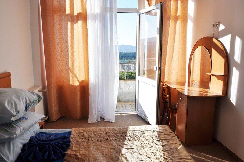 Санаторий Алмаз Трускавец Фото - Номер двухкомнатный улучшенный - Балкон.