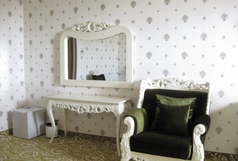 Женева Royal Grand Номер - VIP SUITE - Зеркало.