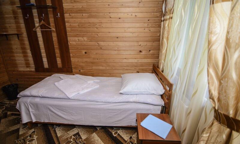 Санаторий Горная Тиса Васкул Номер - Спальня.