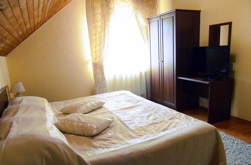 Термал Стар Номер гранд люкс - Спальня.