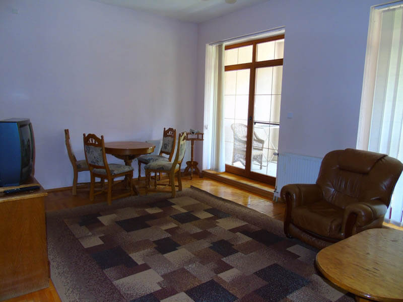 Санаторий Висак Номер апартаменты - гостиная.