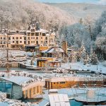 Деренивская Купель Фото - зимой.