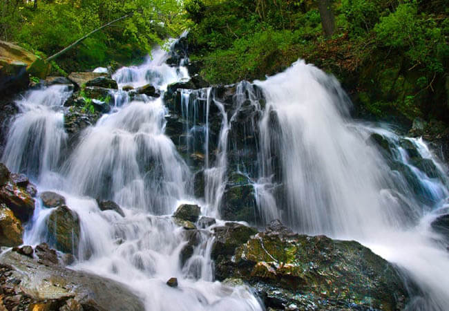Драгобратский водопад.