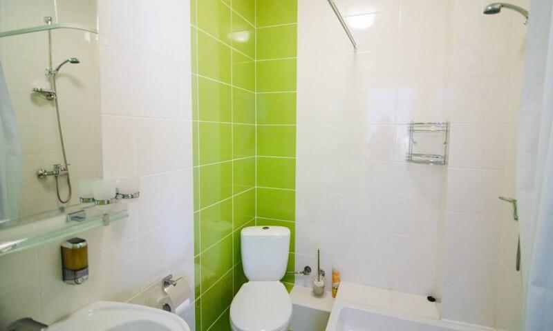 Санаторий Горная Тиса мини-отель - туалет.