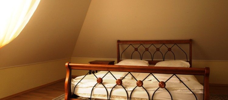 Санаторий Солнечный Номер Классик - Двуспальная кровать.