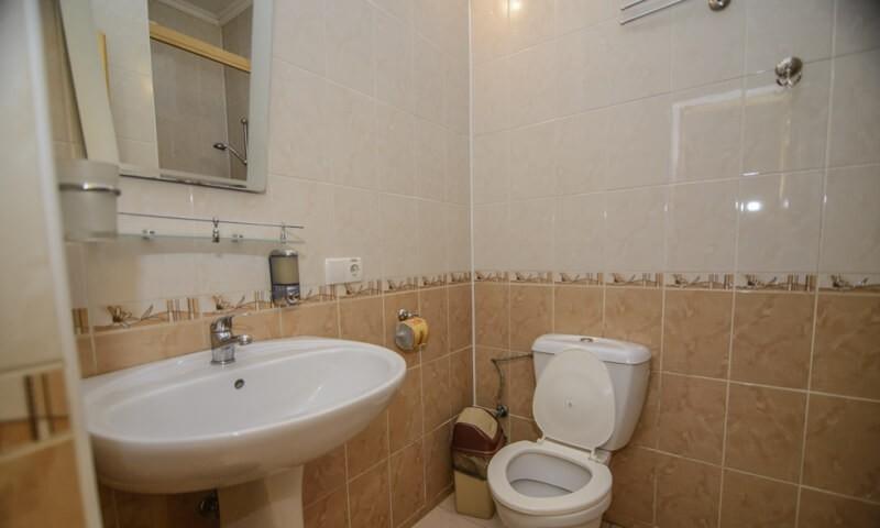 Горна тиса туалет