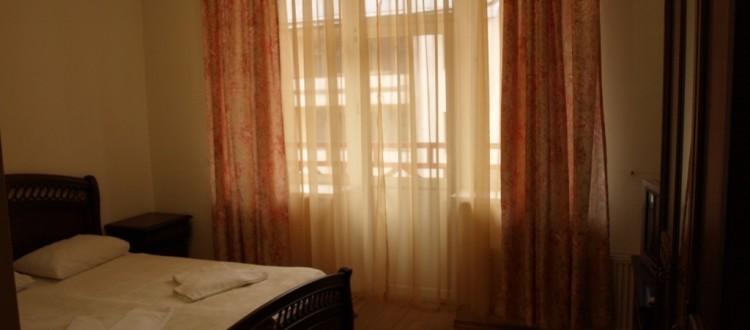 Санаторий Солнечный Номер Супериор -в комнате.