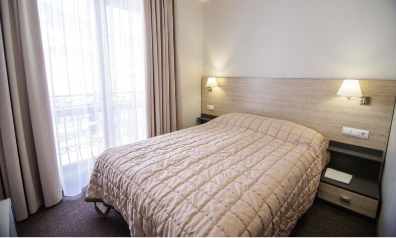 Санаторий Горная Тиса мини-отель - Комната.