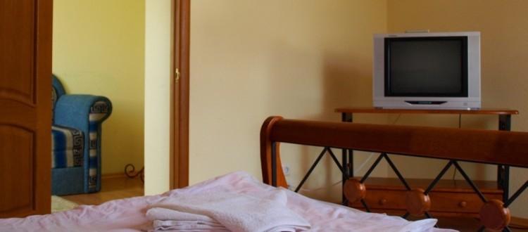 Санаторий Солнечный Номер семейный полулюкс - В комнате.