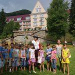 Санаторий Боржава Фото - Дети.