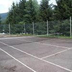 Санаторий Боржава Фото - Теннисный корт.