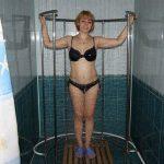 Санаторий Боржава Фото - Целебный душ