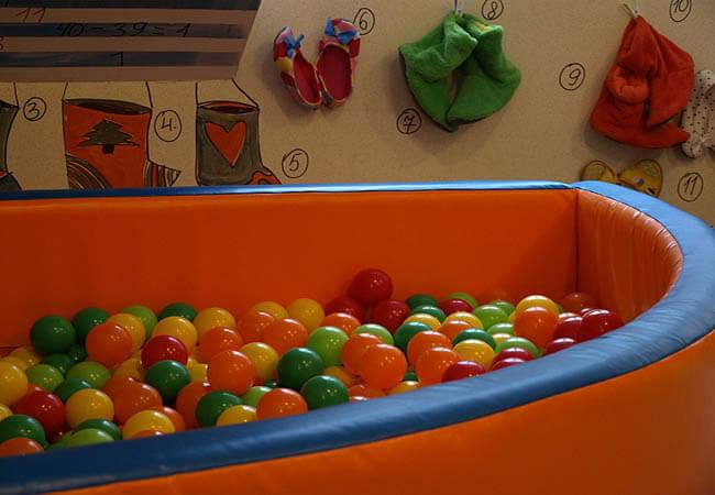Санаторий Солнечный Фото - Игры для детей.