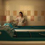 Санаторий Солнечный Фото - лечебная ванна