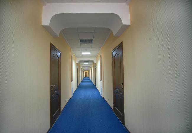Санаторий Горная Тиса Фото - Коридор.