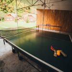 Санаторий Карпатия Шаян - настольный теннис