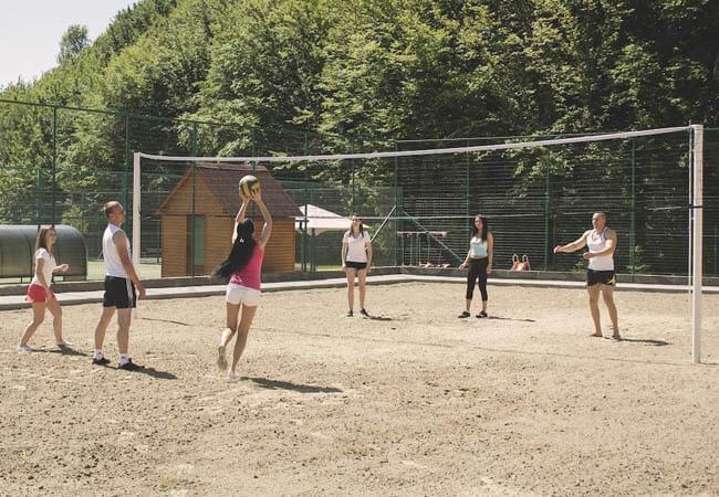 Санаторий Термал Стар Закарпатье Фото - Волейбол.