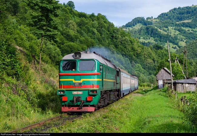Ужгородский поезд