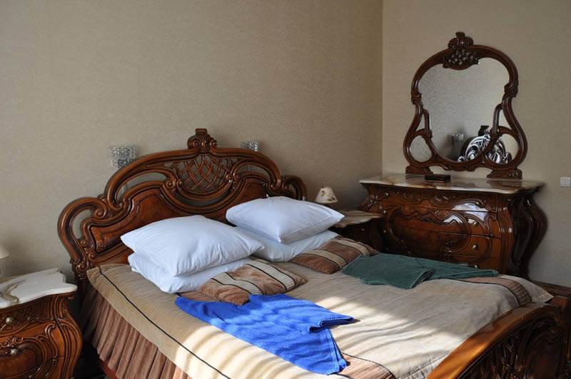 Номер - Двухместный А корп.4 - Кровать.