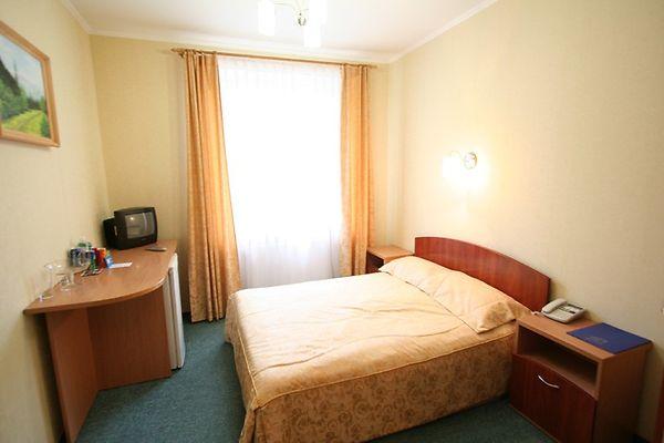 Отель Мариот Трускавец Номер - двухместный - Кровать.