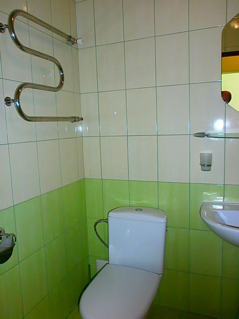Санаторий Днестр Номер люкс - Туалет.