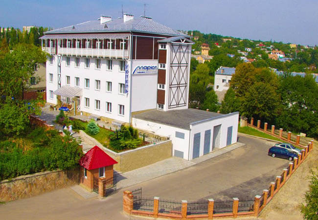 Мариот Медикал Центр в Трускавце