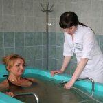 Мариот Медикал Центр Фото - лечебная ванна.
