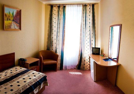 Отель Мариот Трускавец Номер - одноместный - Комната.