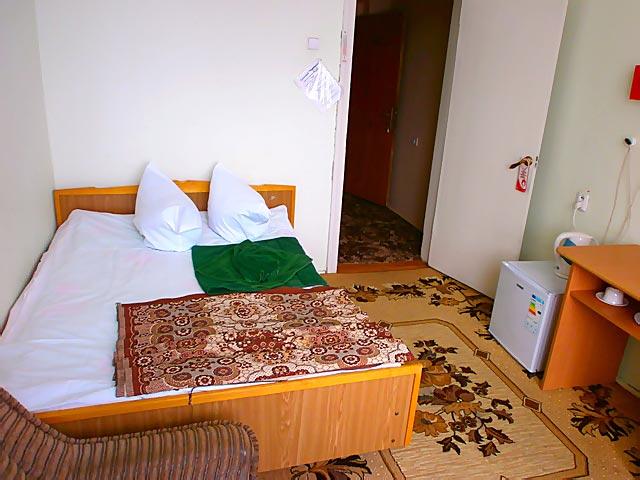 Санаторий Черемош Номер 1мест. стандарт - Кровать.