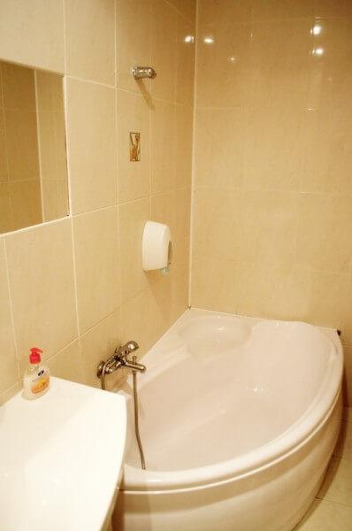 Отель Мальвы Номер 2-комнатный семейный - Ванна.
