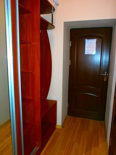 Санаторий Днестр Номер Двухместный улучшенный - Дверь.